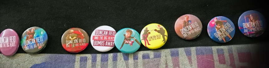 We've just got a ton of badgesmade